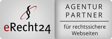 Marketingatelier Beck ist Agenturpartner von erecht24.de
