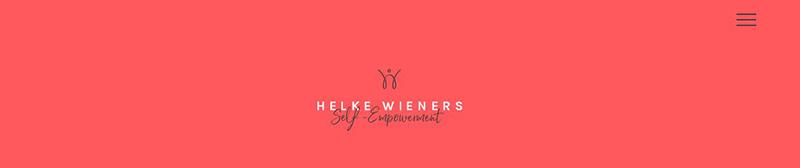 Website Konzept - Logo mittig